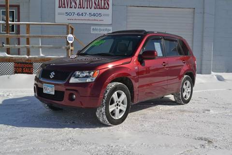 2007 Suzuki Grand Vitara for sale in Winthrop, MN