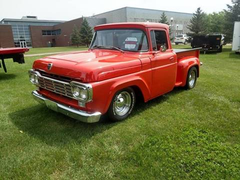 1959 Ford F-100 for sale in Winthrop, MN