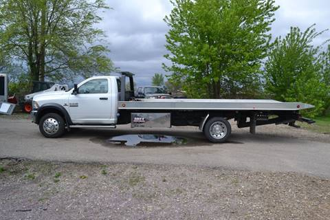 2013 RAM Ram Chassis 5500 for sale in Winthrop, MN
