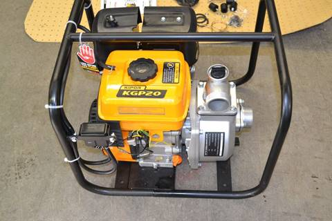 Kipor Water Pump KGP20 for sale at Dave's Auto Sales in Winthrop MN