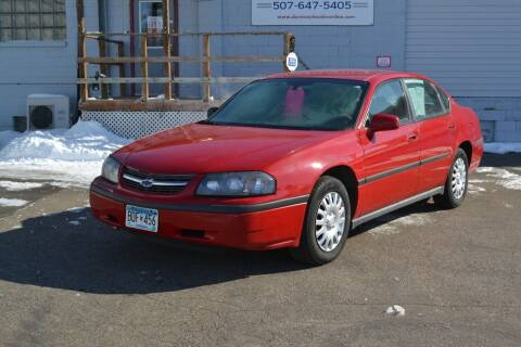 2004 Chevrolet Impala for sale at Dave's Auto Sales in Winthrop MN