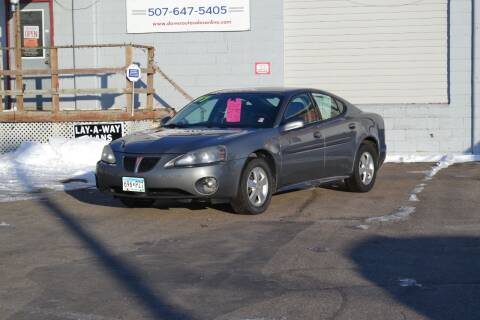 2007 Pontiac Grand Prix for sale at Dave's Auto Sales in Winthrop MN