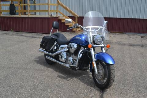 2007 Honda VTX for sale at Dave's Auto Sales in Winthrop MN