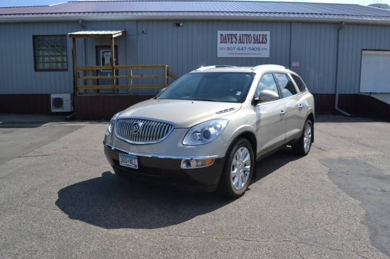 2011 Buick Enclave for sale at Dave's Auto Sales in Winthrop MN