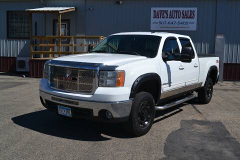2008 GMC Sierra 2500HD for sale at Dave's Auto Sales in Winthrop MN