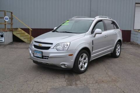 2014 Chevrolet Captiva Sport for sale at Dave's Auto Sales in Winthrop MN
