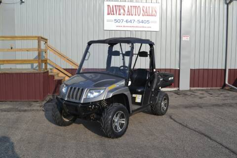 2011 Arctic Cat Prowler for sale at Dave's Auto Sales in Winthrop MN