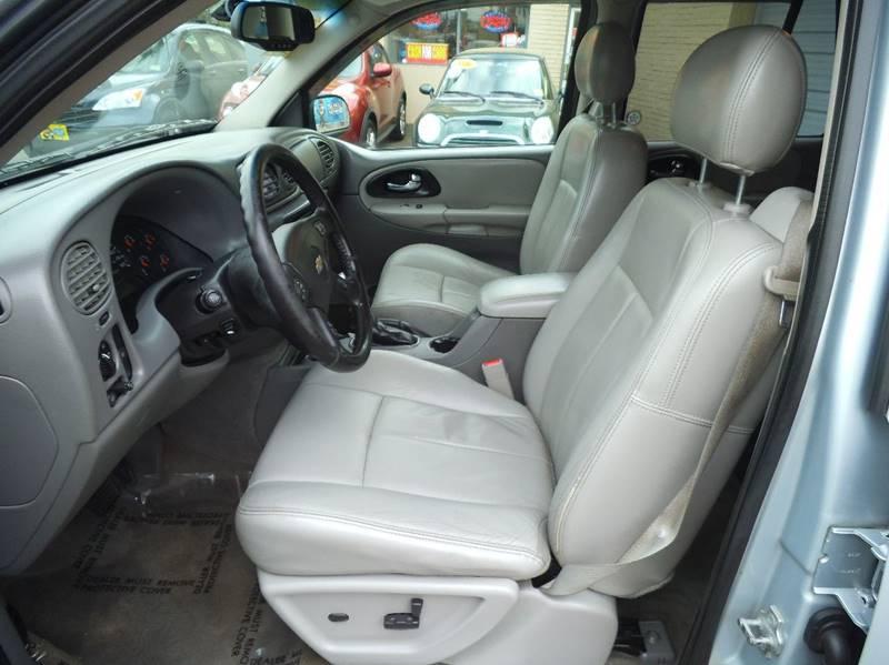 2008 Chevrolet TrailBlazer 4x4 LT2 4dr SUV - Rutherford NJ