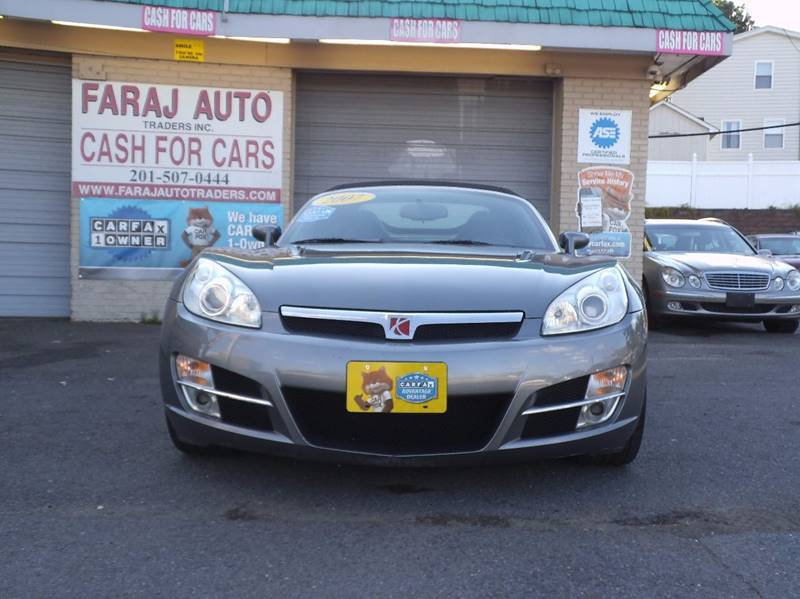 2007 Saturn SKY 2dr Convertible - Rutherford NJ