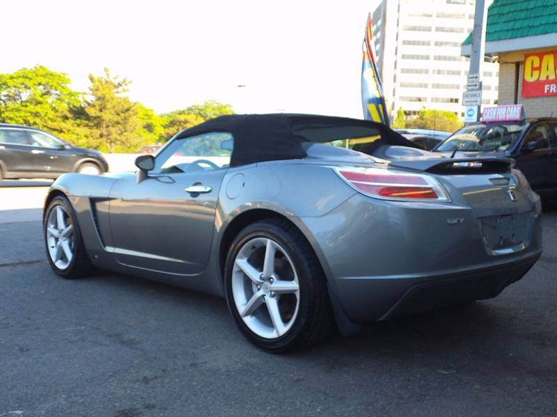 2007 Saturn SKY for sale at Faraj Auto Traders Inc. in Rutherford NJ