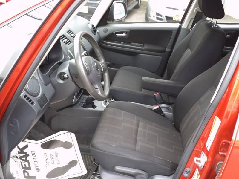 2011 Suzuki SX4 Crossover AWD Premium 4dr Crossover - Rutherford NJ