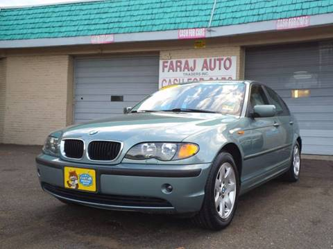 2004 BMW 3 Series for sale at Faraj Auto Traders Inc. in Rutherford NJ