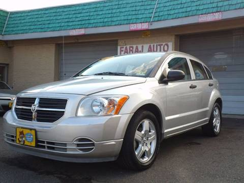 2008 Dodge Caliber for sale at Faraj Auto Traders Inc. in Rutherford NJ