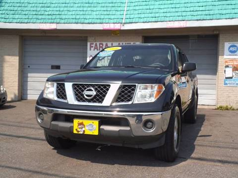2008 Nissan Frontier for sale at Faraj Auto Traders Inc. in Rutherford NJ