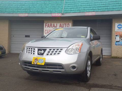 2010 Nissan Rogue for sale at Faraj Auto Traders Inc. in Rutherford NJ