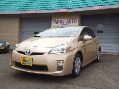 2011 Toyota Prius for sale at Faraj Auto Traders Inc. in Rutherford NJ
