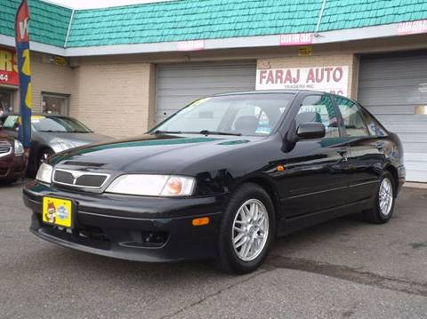 1999 Infiniti G20 for sale at Faraj Auto Traders Inc. in Rutherford NJ