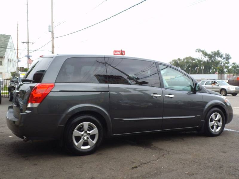 2009 Nissan Quest for sale at Faraj Auto Traders Inc. in Rutherford NJ