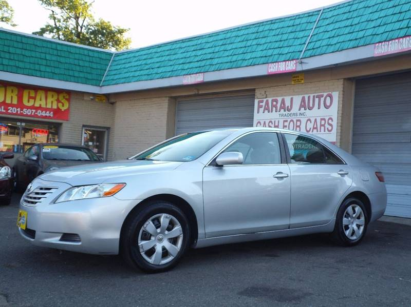 2007 Toyota Camry for sale at Faraj Auto Traders Inc. in Rutherford NJ
