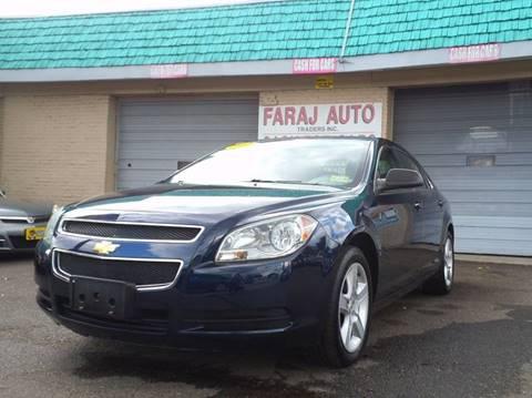 2010 Chevrolet Malibu for sale at Faraj Auto Traders Inc. in Rutherford NJ
