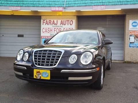 2005 Kia Amanti for sale at Faraj Auto Traders Inc. in Rutherford NJ