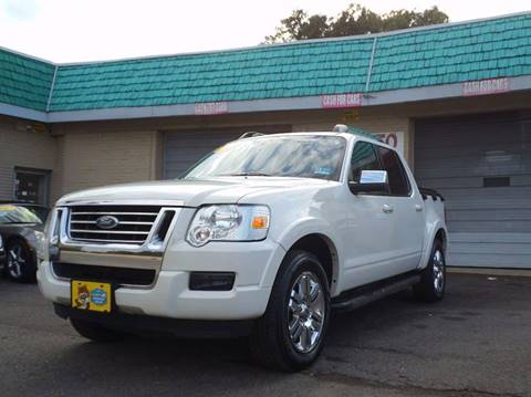 2008 Ford Explorer Sport Trac for sale at Faraj Auto Traders Inc. in Rutherford NJ