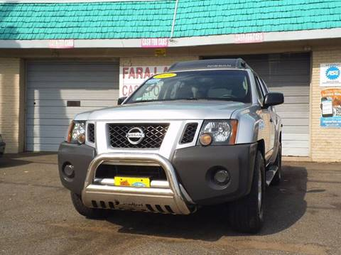 2009 Nissan Xterra for sale at Faraj Auto Traders Inc. in Rutherford NJ