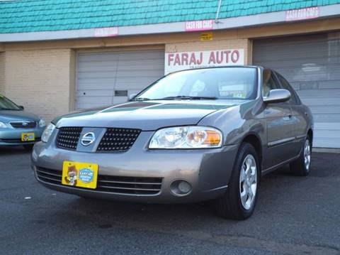 2005 Nissan Sentra for sale at Faraj Auto Traders Inc. in Rutherford NJ
