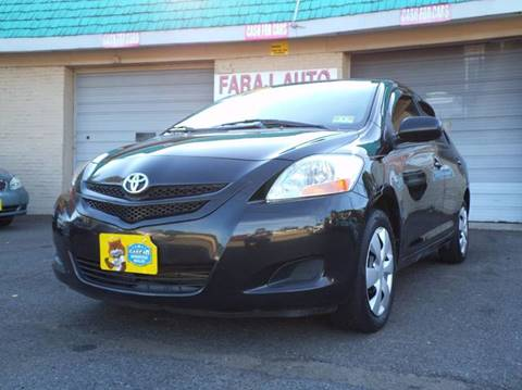 2007 Toyota Yaris for sale at Faraj Auto Traders Inc. in Rutherford NJ