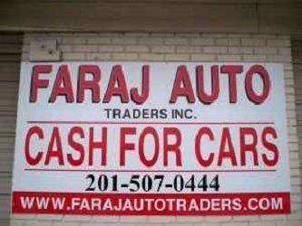 2001 Toyota Camry for sale at Faraj Auto Traders Inc. in Rutherford NJ