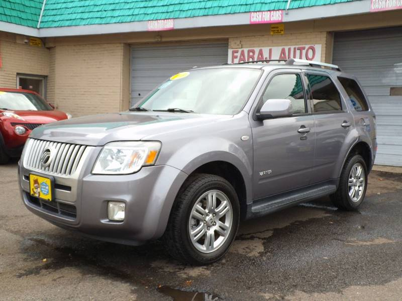 2008 Mercury Mariner for sale at Faraj Auto Traders Inc. in Rutherford NJ