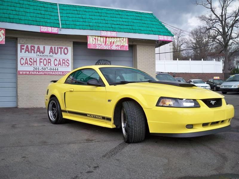 2000 Ford Mustang for sale at Faraj Auto Traders Inc. in Rutherford NJ