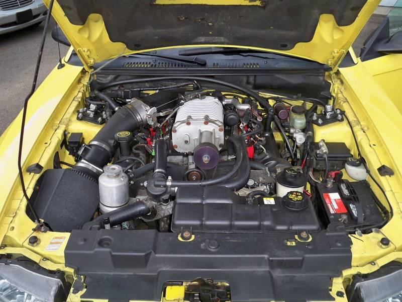 2000 Ford Mustang GT 2dr Coupe - Rutherford NJ