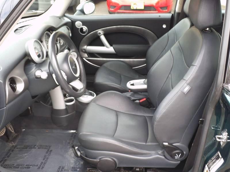 2006 MINI Cooper S 2dr Hatchback - Rutherford NJ