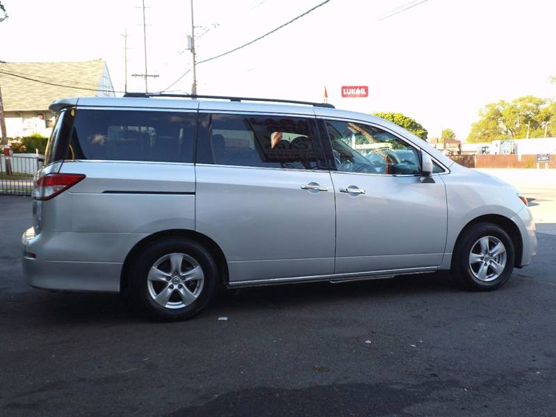 2011 Nissan Quest 3.5 SV 4dr Mini-Van - Rutherford NJ