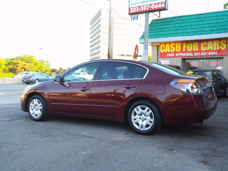 2011 Nissan Altima for sale at Faraj Auto Traders Inc. in Rutherford NJ