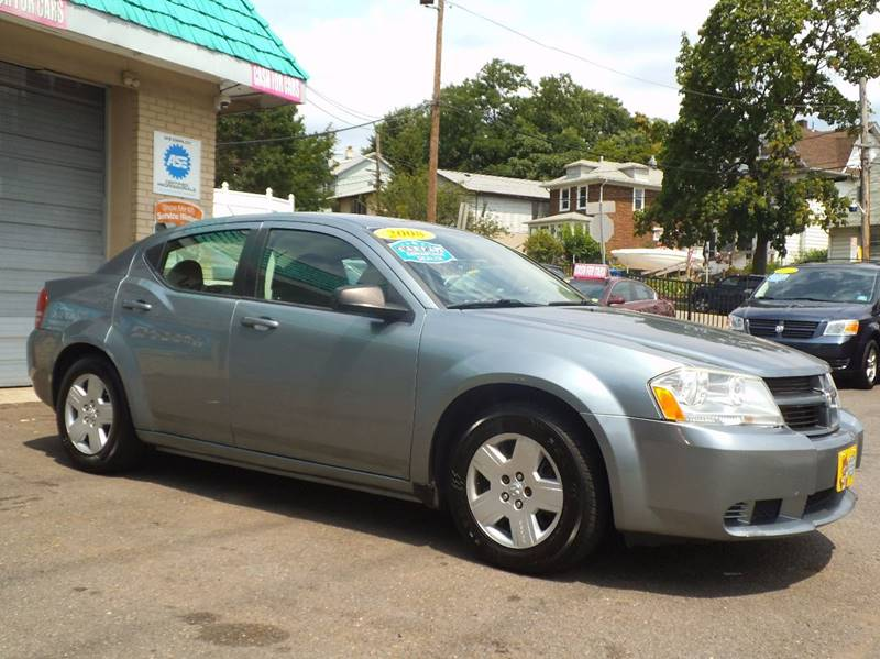2008 Dodge Avenger for sale at Faraj Auto Traders Inc. in Rutherford NJ