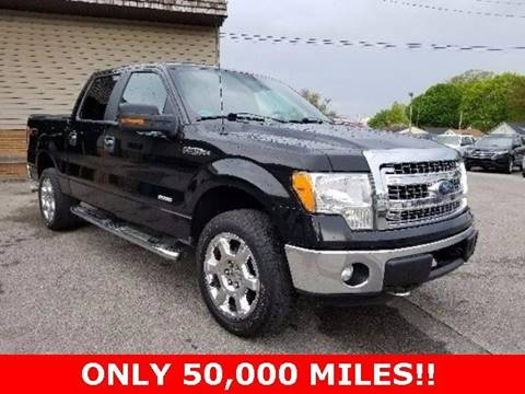 2013 Ford F-150 for sale in Fife Lake MI