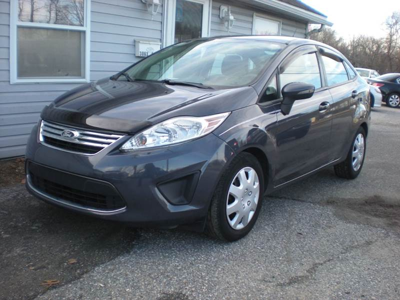 2013 ford fiesta se 4dr sedan in maple shade nj sud. Black Bedroom Furniture Sets. Home Design Ideas