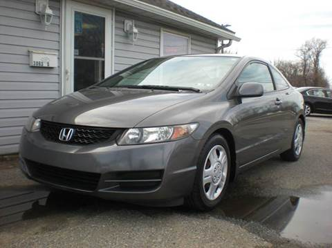 2011 Honda Civic For Sale in New Jersey - Carsforsale.com