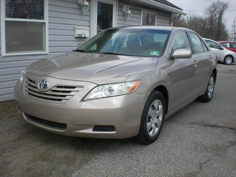 2008 Toyota Camry LE 4dr Sedan 5A   Maple Shade NJ