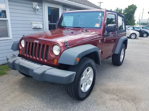 2008 Jeep Wrangler for sale in Maple Shade, NJ