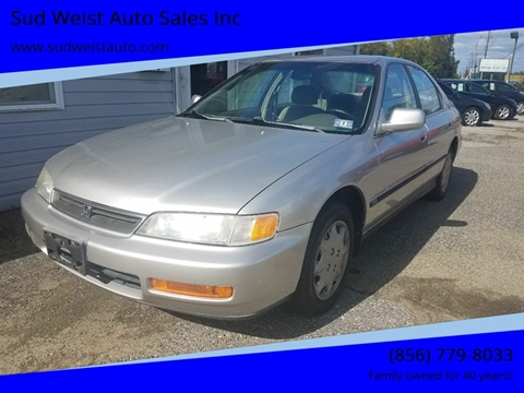 1997 Honda Accord for sale in Maple Shade, NJ