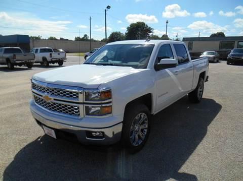 2015 Chevrolet Silverado 1500 for sale at Young's Motor Company Inc. in Benson NC