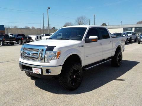 2011 Ford F-150 for sale at Young's Motor Company Inc. in Benson NC