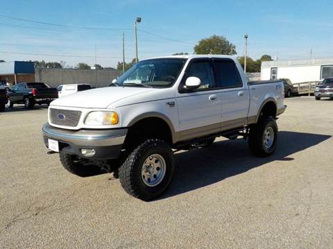 2003 Ford F-150 for sale at Young's Motor Company Inc. in Benson NC