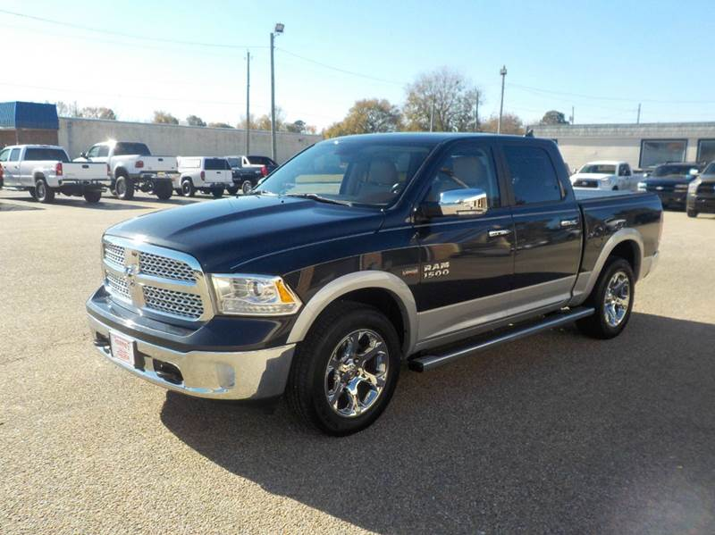 2013 RAM Ram Pickup 1500 for sale at Young's Motor Company Inc. in Benson NC
