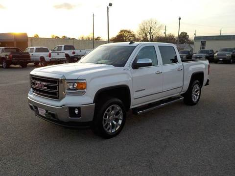 2015 GMC Sierra 1500 for sale at Young's Motor Company Inc. in Benson NC