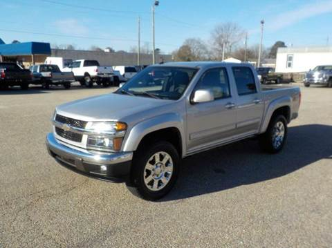 2012 Chevrolet Colorado for sale at Young's Motor Company Inc. in Benson NC