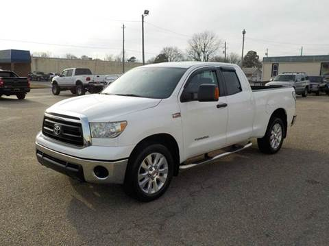 2011 Toyota Tundra for sale at Young's Motor Company Inc. in Benson NC